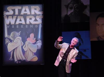 anthony daniels ewoks mouseplanet walt disney world park update by mark goldhaber