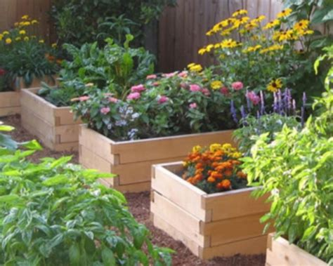 Pictures Of Raised Flower Beds Raised Bed Garden Design Raised Flower Gardens