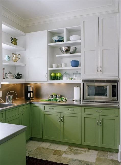 Kitchen Decorating Ideas Colors by 35 Two Tone Kitchen Cabinets To Reinspire Your Favorite