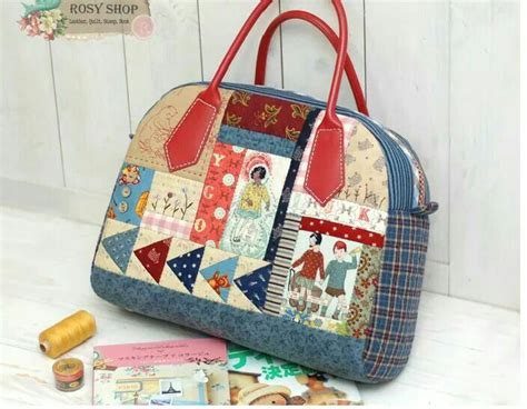 Patchwork Quilt Bags - 103 best images about patchwork bags on