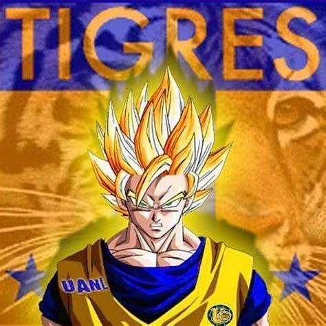 imagenes chidas tigres uanl goku tigres raul