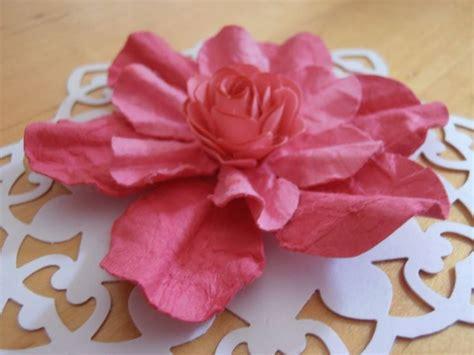 creazioni fiori di carta fiori di cartapesta fiori di carta come realizzare