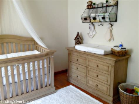 Gender Neutral Nursery Decor Gender Neutral Nursery Reveal Finding Silver Linings
