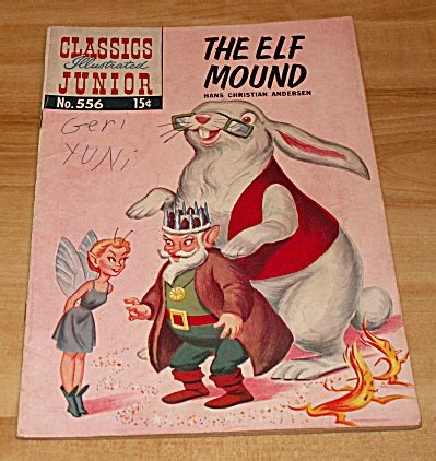 the problem of the ohio mounds classic reprint books classics illustrated junior the mound comic book no