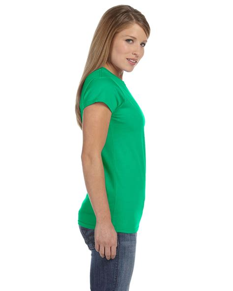 Kaos Junior Tshirt Gildan Softstyle 2 gildan t shirt 4 5 oz softstyle junior fit 64000l