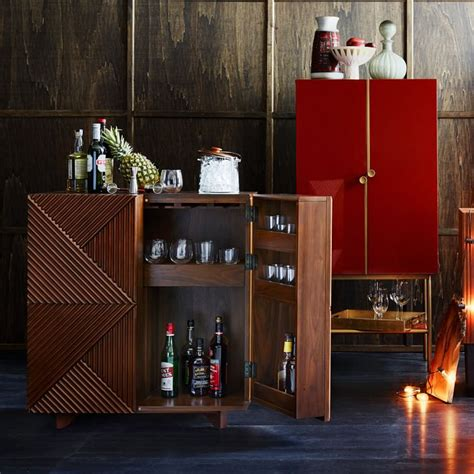 where to buy bar cabinets 7 coolest bar and liquor cabinets to buy right now digsdigs