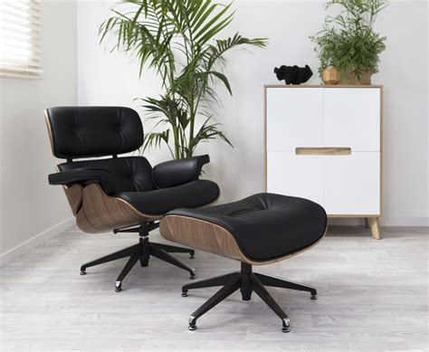 Eames Lounge Chair Ottoman Replica by Mocka Eames Replica Lounge Chair Ottoman Home Furniture