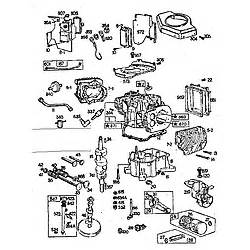 briggs amp stratton briggs amp stratton 18 hp engine parts