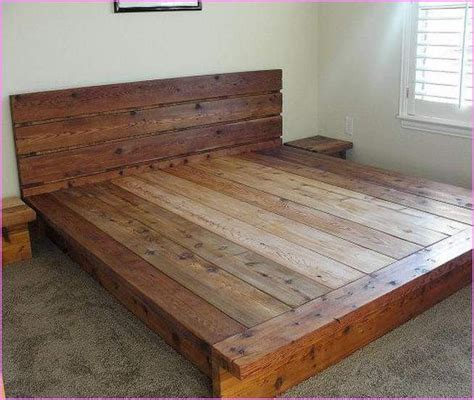 icon  king platform bed frames selections diy platform