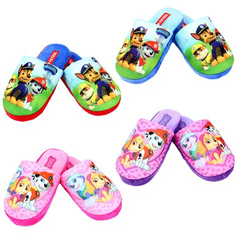 paw patrol slippers paw patrol slippers boys new official