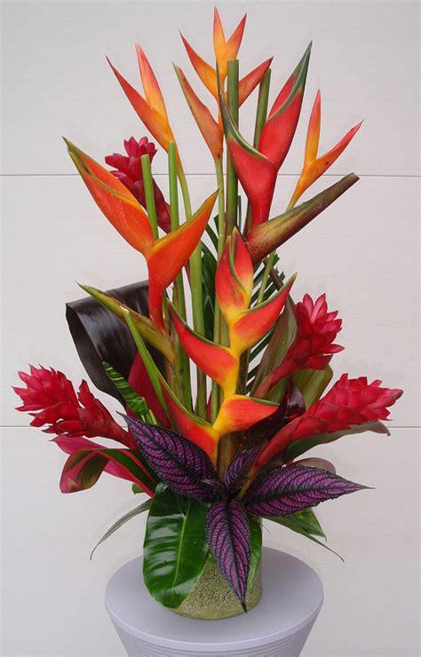 17 best ideas about tropical flower arrangements on tropical plant arangment tropical plants and fresh cut
