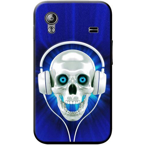 Headset Samsung Galaxy Ace skull with headphones for samsung galaxy ace s5830 ebay