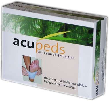 Acupeds Detox by Acupeds Detox
