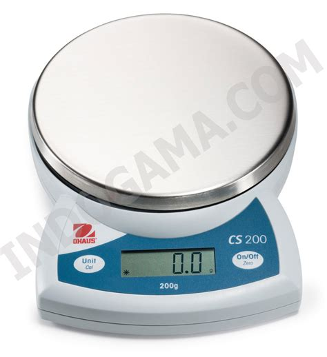 Ohaus Cs Series Portable Compact Scale Model Cs 200 indogama ohaus