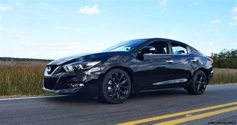 nissan maxima midnight edition black 2017 nissan maxima sr midnight edition hd road test review