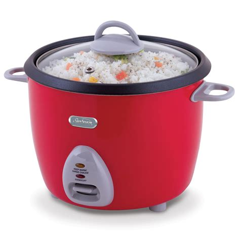 Multi Rice Cooker sunbeam 174 16 cup multi purpose manual rice cooker cksbrc165
