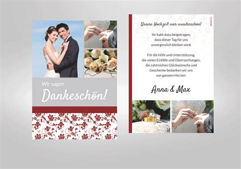 Dankeskarten Hochzeit by Dankeskarten Hochzeit Einladung Zum Paradies