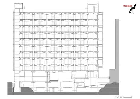 House Plan Drawings Gallery Of Ch2 Melbourne City Council House 2 Designinc 14