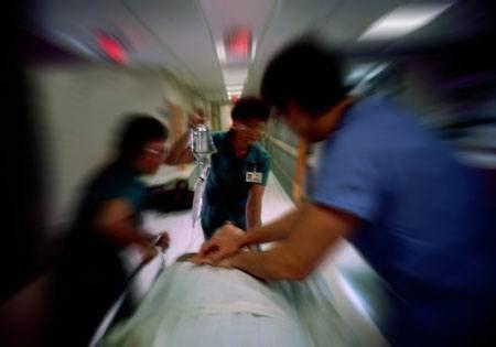 what happens in the emergency room gra ken m s adventure