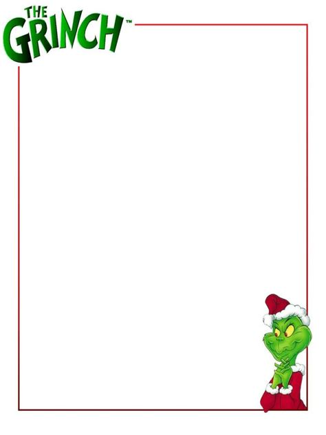 Grinch Card Template by 365 Best Grinch Images On