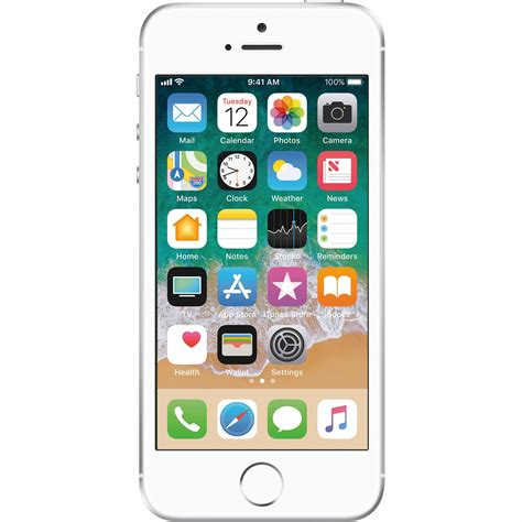 Iphone 5s 64gb Silver apple iphone 5s 64gb silver handys apple iphone 5s