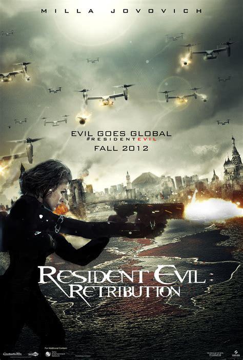 judul film barat zombie sinopsis resident evil retribution terdongo