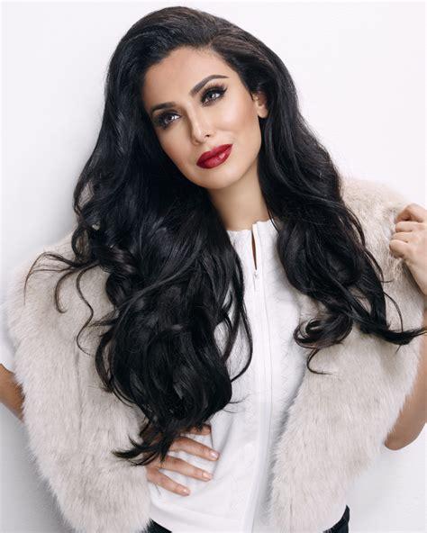 middle eastern hair women wiki how entrepreneur and beauty sensation huda kattan handles