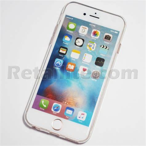 I Phone Flamingo flamingos iphone 6 6s soft clear retailite