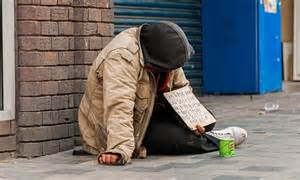 mystery wealthy man poses  beggar  rewards strangers  give  money daily mail