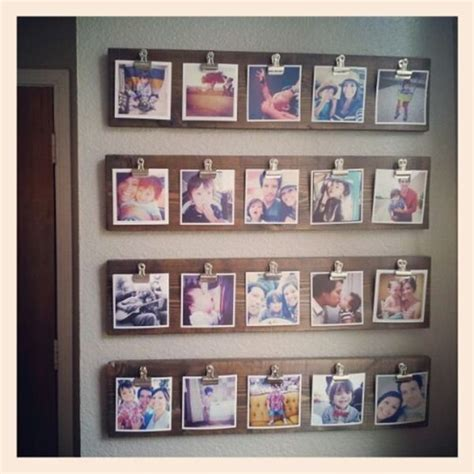 cool home design instagram 19 cool and creative ways to display family photos