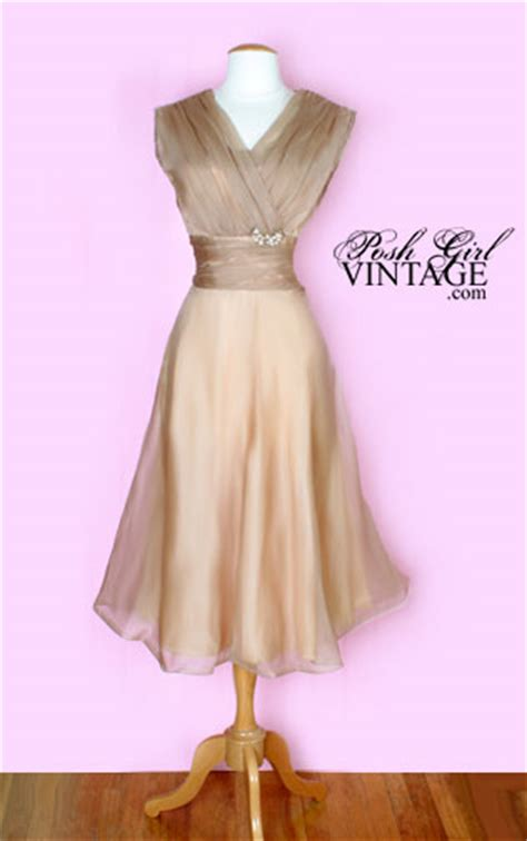 Posh Vintage Wedding Dresses by Vintage Wedding Dresses Posh Vintage Clothing