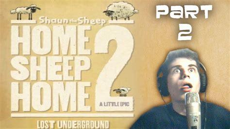 home sheep home 2 slovensky part 2