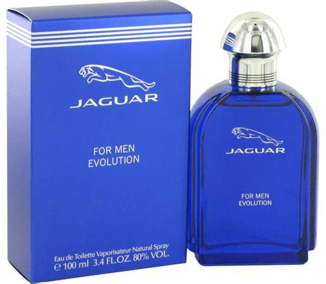 Parfum Jaguar Original jaguar evolution cologne for by jaguar