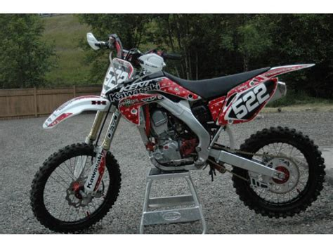 Set Crf 150 By Crossline Mx 2009 honda crf 450r dirt bike for sale on 2040 motos