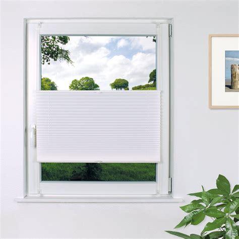 Fenster Sichtschutz Klemmen by Plissee Rollo Zum Klemmen Leichte Montage Ohne L 246 Cher