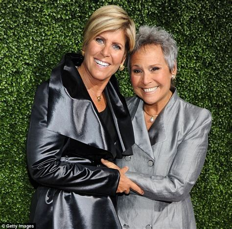 Suze Orman Married Kathy Travis | from serving muffins to making millions how suze orman