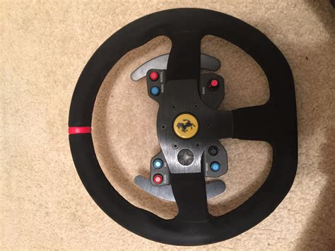 Wheels 599xx 3 thrustmaster t3pa pro pedals 599xx wheel sim gear buy and sell insidesimracing