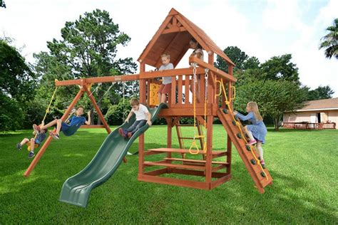 swing sets nashville swingsets and playsets nashville tn parrot island fort