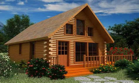 log cabin plans free log home with loft floor plans