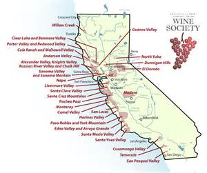 trails to wine california wine region
