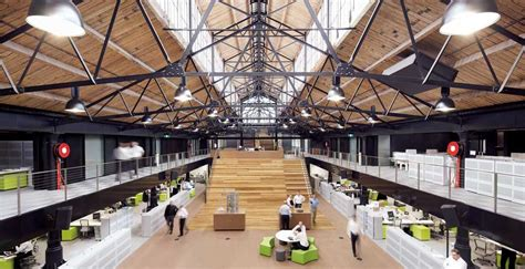 The Shed Docklands by Goods Shed Melbourne Docklands Building E Architect