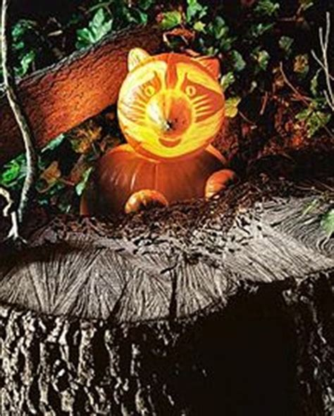 pumpkincarving ideas images  pinterest