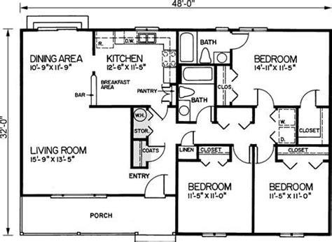 beagle house plans beagle 1393 country ranch plan