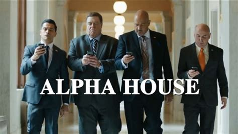 alpha house tv show amazon says yes to alpha house and betas but puts a fork in zombieland