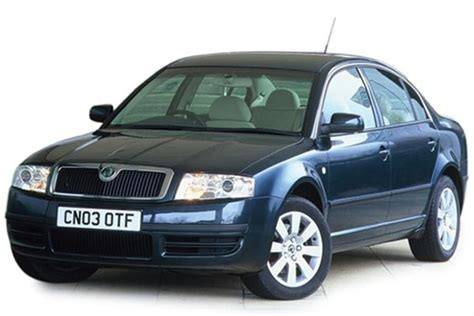 skoda used car prices skoda superb saloon from 2002 used prices parkers