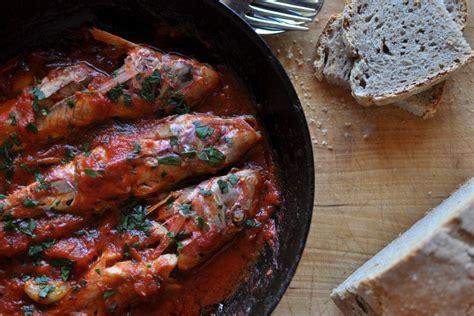 cucinare triglie cucina triglie alla livornese ricette popolari sito