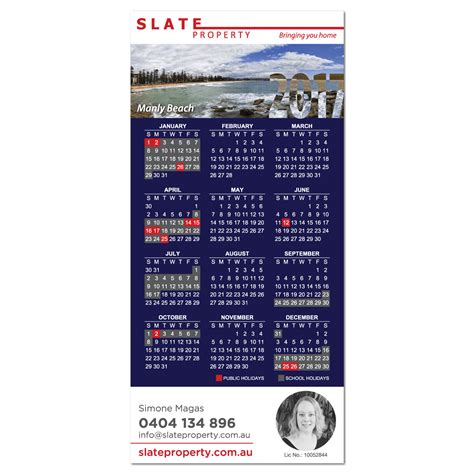 Calendar Magnets Calendar Magnets Gallery Keep Your Customers Organised