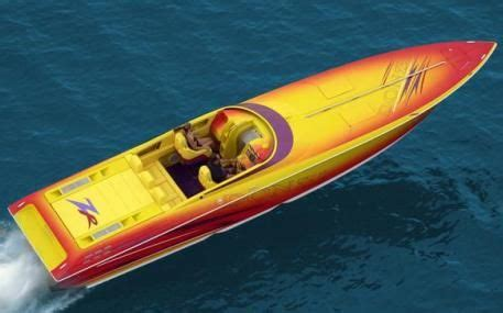 fast yellow boat donzi 38 zr competition the top 20 coolest speed boats