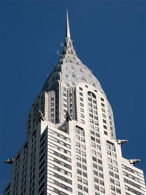 william alen chrysler building architecture city guide modern new york archdaily
