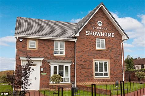 Family House Plans Barratt Homes Moves Into Retirement Market To Cater For
